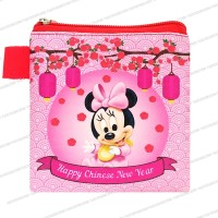 Dompet Angpao Imlek Baby Minnie Mouse Chinese New Year Sin Cia 1