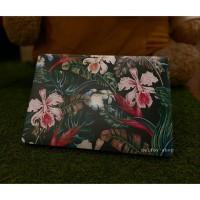 Macbook New Air 13 Mac Book Flora Case Cover Hard Soft Casing Skin