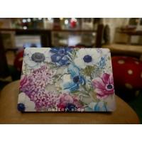 Macbook Air New 13 Mac Book Flora White Case Cover Hard Soft Casing
