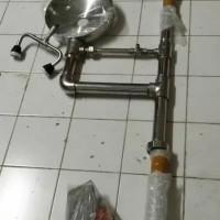 Emergency shower unicare