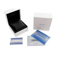 Box Ori Seiko & Box Original Seiko Jam Fullset