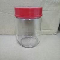 Toples Kaca 250 ml / Botol Kaca / Glass Bottle / Jar Bottle /Botol