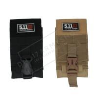 sarung hp tactical outdoor 511 hitam dan krem