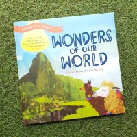Buku A Shine A light Wonder of Our World ( Recomended Book)