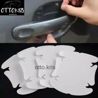 Stiker Pelindung Handle Pintu Mobil - Anti Gores Gagang Pintu Mobil