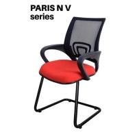 kursi kantor kursi meeting kursi hadap Uno Paris N V model jaring