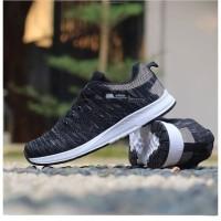 Sepatu Pria Wedges Snekaers ADS017 Batik