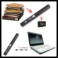 Sale Alat Pemindai Portable Usb Portable Cordless ScannerResolusi 900
