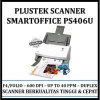 Harga Spesial Plustek Scanner Smartoffice Ps406U