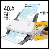 Murah Meriah Plustek Scanner Smartoffice Ps3060U & Software Scan