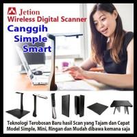 Promo Spesial Scanner Jetion W5T4W Black