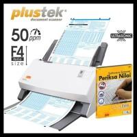Kualitas No 1 Plustek Scanner Smartoffice Ps286Plus & Software Scan