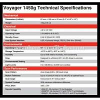 Termurah Barcode Scanner Honeywell 1450G 2D Barcode Scanner