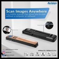 Harga Khusus Avision Miwand 2Lpro Mobile Scanner Portable 2L Pro Free