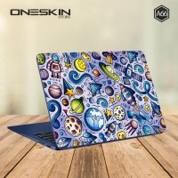 Garskin Laptop-Skin Laptop Macbook-Skin Laptop Toshiba Space 01