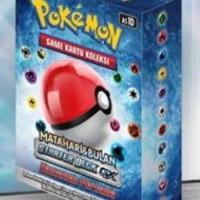 Pokemon Game Kartu Koleksi Next Generation Starter Deck GX Matahari &