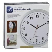 Creative Wall Clock Hidden Secret Safe Box for Cash Money
