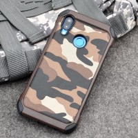 Case Loreng TNI Vivo V15 V9 V7 Plus Pro Tentara Soft+ Hard Cover
