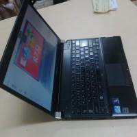 laptop murah Toshiba R732 Intel core i5 Gen3 ram 4gb