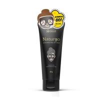[BPOM] HANASUI Naturgo Masker Lumpur Lightening Peel Off Mask 60g TUBE