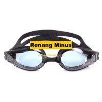 Obaolay Kacamata Renang Minus Anti Fog UV kacamata renang dewasa