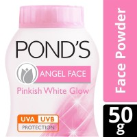Pond'S Angel Face Pinkish White Glow Powder 50G