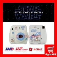ORIGINAL Kamera Instant Polaroid Fujifilm Instax Mini Star Wars