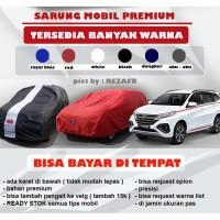 PREMIUM TERIOS Body Cover / Sarung Mobil ALL NEW RUSH / Cover Mobil