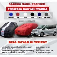 PREMIUM SERENA Cover Mobil Nissan Serena / Sarung Mobil warna SERENA