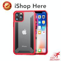 Casing Bening Anti Crack Bumper Case iPhone 7 / 8 / 7 Plus / 8 Plus