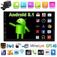 head unit tape mobil double din android 8.1 HD