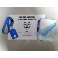 Paket Seminar KIT/ Merchandise Seminar 1 SET