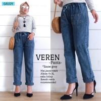Jeans Wanita Celana Wanita Veren Pants