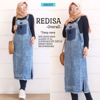 Jumpsuit Overall Redisa Deep Navy Recomended