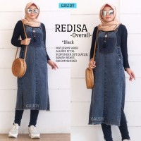 Jumpsuit Overall Redisa Black Recomended