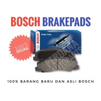 Kampas Rem Chevrolet Spin / All New Aveo 2014- (Depan) BOSCH 671