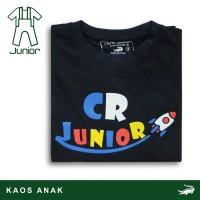 Crocodile ROCK - Baju Kaos Anak Kids T-Shirt Original - Bahan Katun