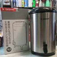 termos / dispenser air panas dingin sigma 14 L