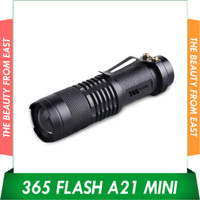 Senter Mini Police A-21 Senter Lalin Senter Kecil Senter 365Flash TBE