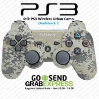 controller stick stik joystick PS 3 PS3 wireless original army camo
