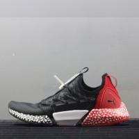 Sepatu Puma Hybrid Rocket Runner Black Red White Premium Original