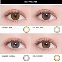 SOFTLENS i-DOL ROZE NORMAL by URBAN FACTORY / IDOL ROZE NORMAL