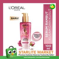 [ORI] L'Oreal Loreal Floral Extraordinary Oil 100 ml 100ml (Rose)