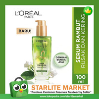 [ORI] L'Oreal Loreal Floral Extraordinary Oil 100 ml 100ml (Jasmine)
