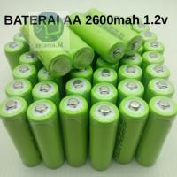 BATERAI CAS AA / BATRE CAS AA (2600MAH/1.2V)