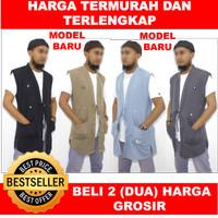 BEST SELLER BAJU MUSLIM ROMPI SHOLAT ROSAL YABANI MURAH KEREN