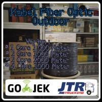 Kabel DC FO 1000 Meter 1 Core - FTTH Fiber Optic Dropcore Outdoor