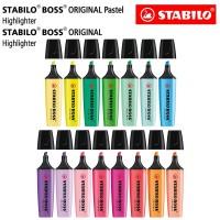 STABILO Set 15 - All BOSS Original Pastel Hemat - Pen Highlighter