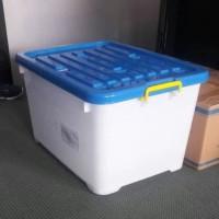 CONTAINER BOX CB 130 / KOTAK KONTAINER PLASTIK130 LTR / BOK KONTAINER