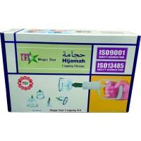 MagicStar Alat Bekam isi 12 / Kop Angin / Hijamah Cupping Therapy